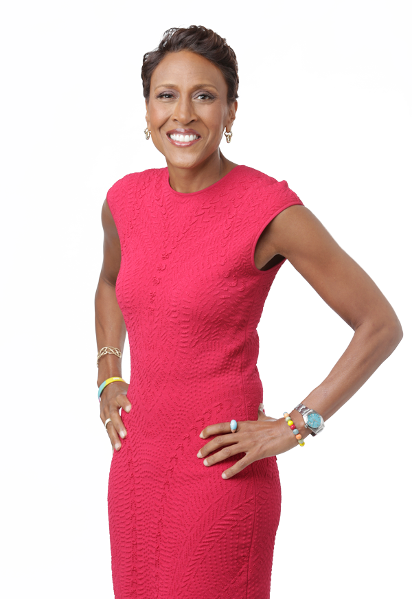 Robin Roberts Everybody's Got Something
